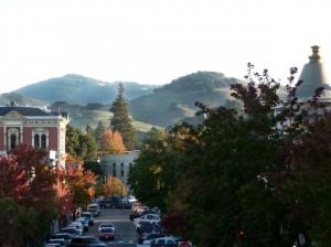 Kentucky Street, Petaluma CA