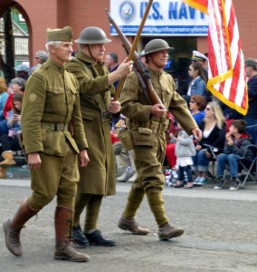 Veteran's Day Parade: World War I