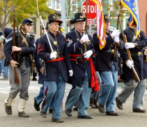 Veteran's Day Parade: Civil War commemorated